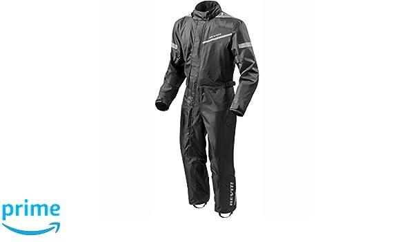 size XL Motorcycle Rain Suit REVIT PACIFIC 2 H2O NEON
