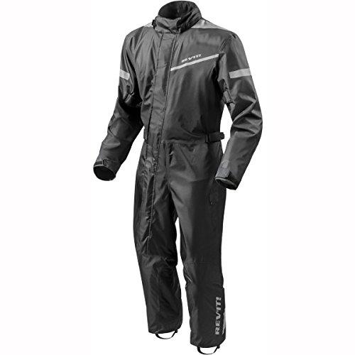 *Revit Einteilige Textilkombi Pacific 2 H2O, Farbe schwarz, Größe XL*