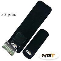 NGT 2PC Rutenbänder für Made up Ruten X 3Paar Versenden mit Recorded nachverfolgt Post