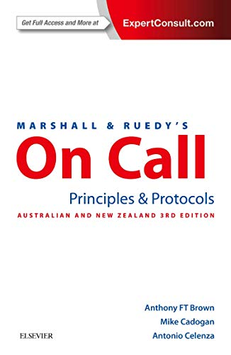 Marshall & Ruedy's On Call: Principles & Protocols: Australian Version, 3e