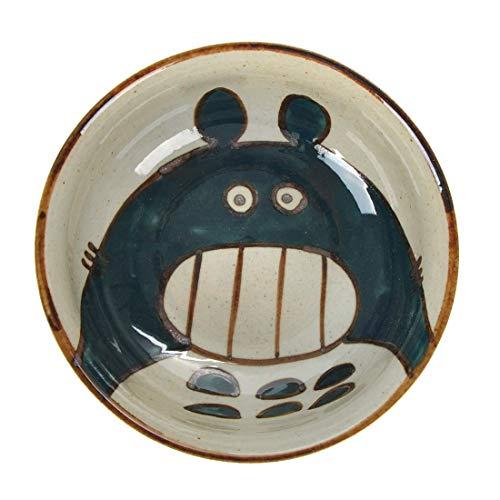 CoolChange Cuenco de Totoro de cerámica