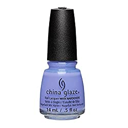 Good Tide-Ings : China Glaze Nail Lacquer, Good Tide-Ings, 0.5 Ounce