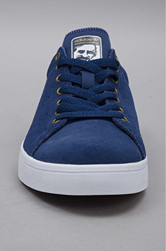 Adidas Originals - Chaussures Skateshoes Homme Skateboarding Stan Smith Vulc - Taille:one Size BLEMYS/FTWBLA