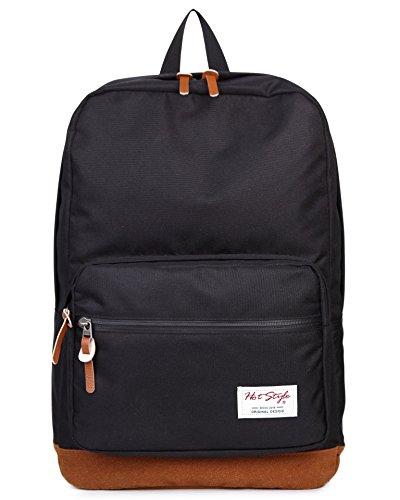 Imagen de hotstyle 915s vintage  colegio 24l  impermeable para portatil de 15 inch  negro alternativa