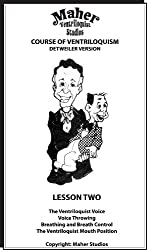 Maher Course Of Ventriloquism Detweiler Version Lesson Two