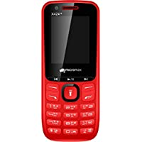 Micromax X424+ (Red)
