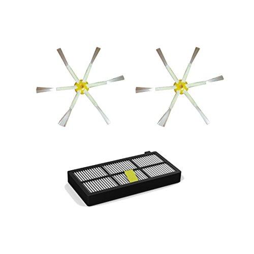 Ersatzteil Vorderrad-Modul Austausch für iRobot Roomba 651 660 700 765 774 775