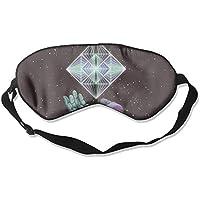 Sleep Eye Mask Hands Space Geometry Lightweight Soft Blindfold Adjustable Head Strap Eyeshade Travel Eyepatch... preisvergleich bei billige-tabletten.eu