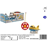 Cosas Internacionales Things–RC Plane with 7Functions with Light and Sound (19141) - Compare prices on radiocontrollers.eu