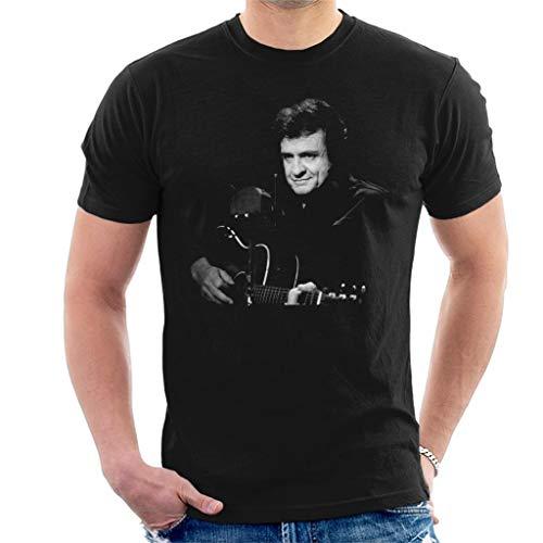 TV Times Singer Johnny Cash Muppets Show 1981 Men's T-Shirt (Tv-shows Nashville)