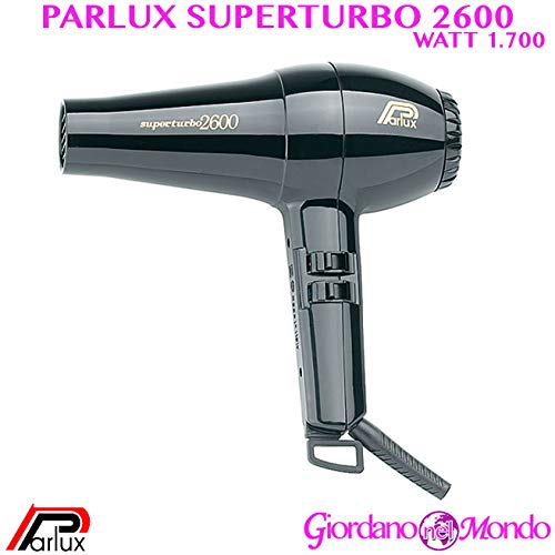 Sèche-cheveux Sèche-cheveux cheveux 2600 SUPERTURBO Parlux 1700 Watt professionnel pour coiffeur