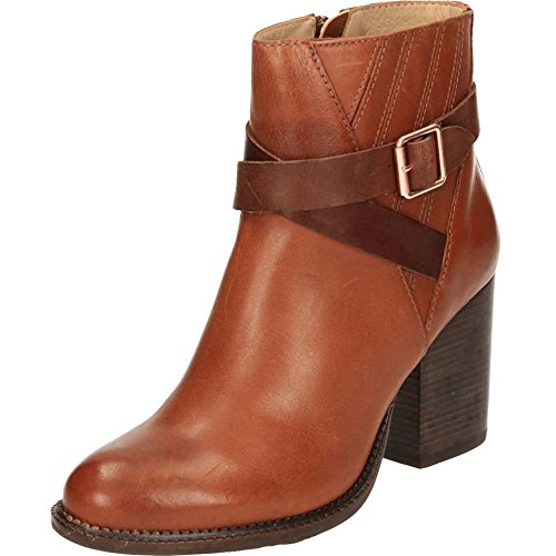 hush-puppies-darby-dewey-da-donna-biker-stivali-marrone-tan-42-2-3