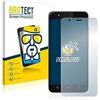 BROTECT Panzerglas Schutzfolie für Gigaset GS270 - Flexibles Airglass, 9H Härte, Anti-Kratzer