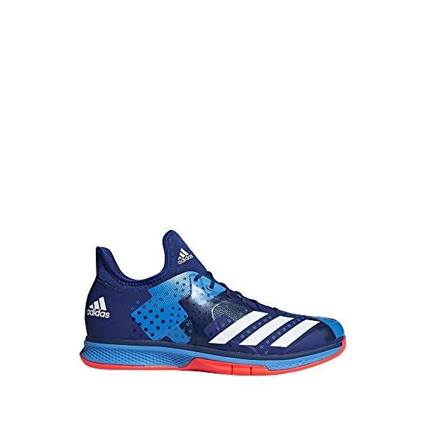 adidas Jungen Counterblast Bounce Handballschuhe, blau ...