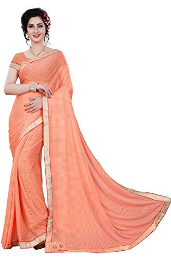 Sarees(Krishna Emporia Saree For Women Party Wear Half pallu saree Offer Design Below 500 Rupees sale Latest Design Under 300 Georgette New Collection 2017 Latest With Beautiful For Women Party Wear Saree Offer new Collection Kanchipuram Bollywood Bhagalpuri art silk Embroidered Free Size print Work Marriage Wear Sarees Wedding Casual Design With Blouse Material)  available at amazon for Rs.316