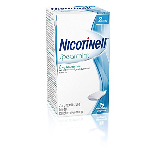 Nicotinell 2mg Spearmint 96 stk