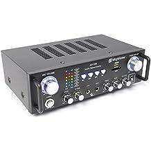 Skytronic 103.208 - Amplificador  con entrada micros