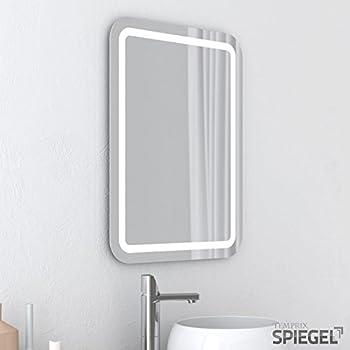 LED Badspiegel beleuchtet Perfekt Badezimmerspiegel mit