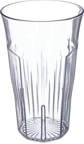 Carlisle Lorraine San, verre, clair, Plastique, claire, 1.74 inches