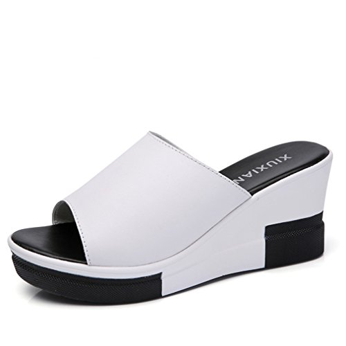 XTIAN - Pantofole Donna Bianco