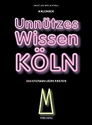 Unnützes Wissen Köln: Abreißkalender 2016