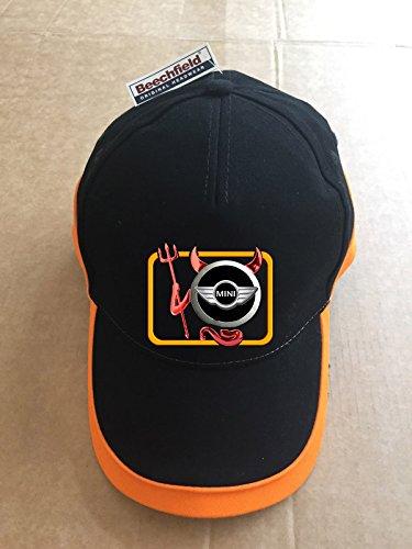 mini-cooper-devil-teufel-auto-logo-unisex-baseball-cap-mutze-c24-schwarz-orange