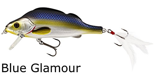 Westin Percy The Perch HL 10cm Blue Glamour Wobbler