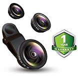 Best Cell - Zaptin 3 in 1 Clip-On Cell Phone Camera Review