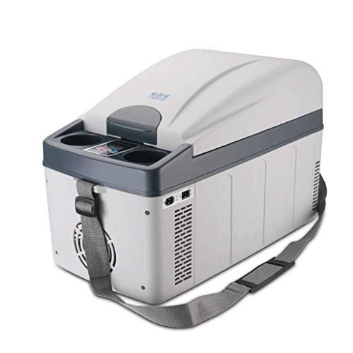 Licy 20L Refrigeración Fuerte Refrigerador de Ahorro de energía Semiconductor Coche Refrigerador...