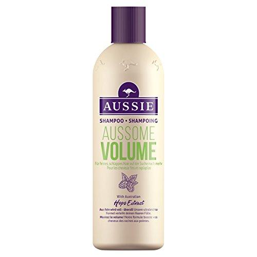 Aussie Aussome Volume Shampoo Für Schlaffes Haar 1er Pack (1 x 300 ml)