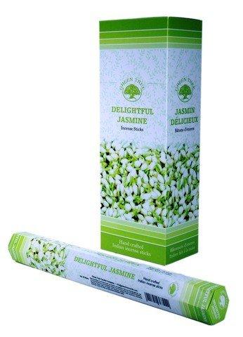 GREEN TREE CANDLE 8903664100425 magnifique Jasmine Encens