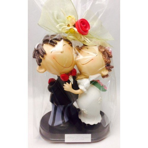 Figure wedding PERSONALIZED boyfriends smile cake figures RECORDED