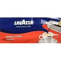 Lavazza Miscela di Caffè Macinato, Gusto Classico - Pacco da 4 x 250 gr - Totale: 1 kg
