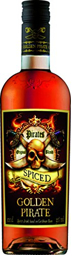 Golden Pirate Spiced Rum 30% (1 x 1 l)
