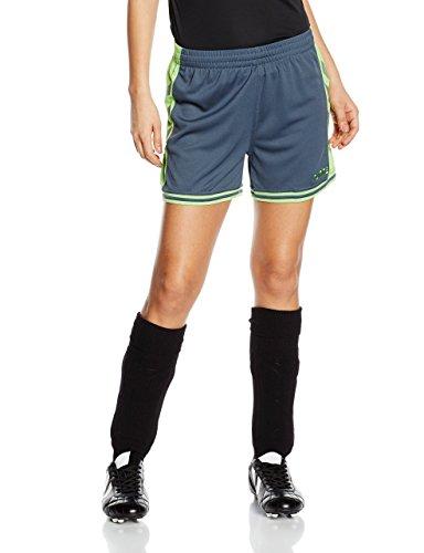 Hummel Sirius Shorts Women - dark slate/green flash, Größe:M