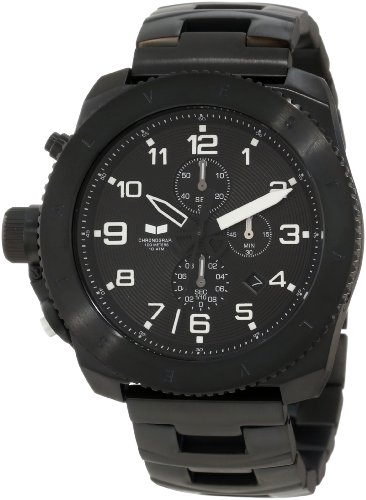 Vestal - Restrictor Watch in Black/Black/Black