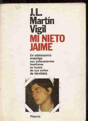 Mi Nieto Jaime (Colección Fábula)