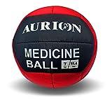 AURION MB Medicine Ball Exercise Slam No Bounce Yoga Cross Fit Gym Training Fitness 7 kg, 8 kg, 9 kg