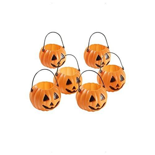 Mini zucche lanterne - toogoo(r) mini lanterna zucca di halloween