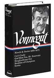 Kurt Vonnegut: Novels & Stories 1963-1973 (Library of America)
