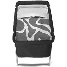 BABYHOME - Saco Nórdico Babyhome Sleeping Bag Minimal Abstract para Minicuna blanco/tostado