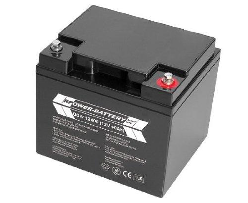 12V 40Ah RPower® AGM-Batterie (40ah Agm Batterie)