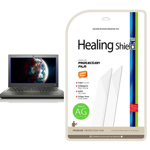 Healingshield Schutzfolie Displayschutz AG Nanovid Anti-fingerprint Premium LCD Screen Protector for Lenovo Thinkpad X240 (Lcd X240 Thinkpad)