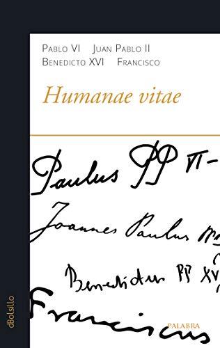 Humanae vitae (dBolsillo) por Pablo VI