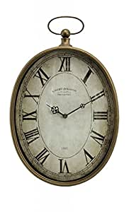 Décor époustouflant Toledo Horloge Home Horloge murale Décor