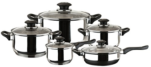 Magefesa Family 10-Piece Cookware Set