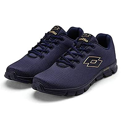 Lotto Men's Vertigo Navy Running Shoes - 6 UK/India (40 EU) (AR4840-444)