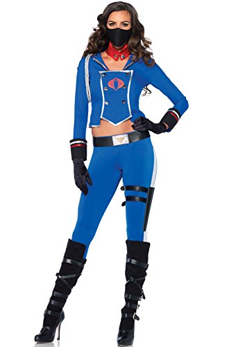 I Joe Gi Costume (GI Joe Cobra Commander Adult Costume)