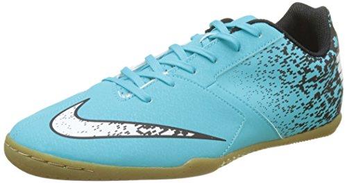 Nike Bombax IC, Zapatillas de Fútbol para Hombre, Azul (Gamma Bluewhiteblack 410), 43 EU