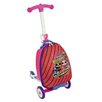 L.O.L Surprise! M004112 LOL Surprise Scootin Suitcase Scooter, Pink